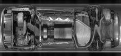 scanning image of Under Vehicle surveillance system Walk Through Metal Detector, Scanning Machine, Vehicle Inspection, Security Equipment, Surveillance System, Shenzhen, Technology, Vehicles, Image