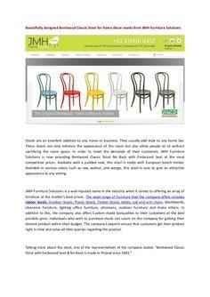 For more details visit http://hospitalityfurniture.com.au/#JMH_Furniture_Solutions