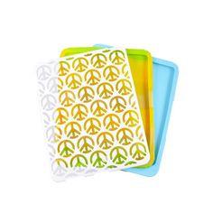 Woodstock iPad 1 Case Set