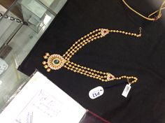 Necklace 32 gms