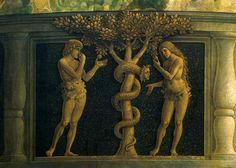 Andrea Mantegna - Madonna of Victory (detail), 1496