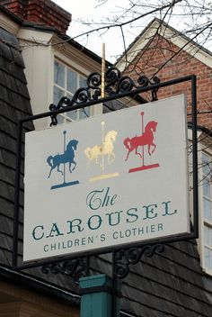 The Carousel; Colonial Williamsburg