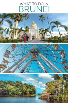 Despite being a tiny country, there are plenty of fun things to do in Brunei. Here's the ultimate Brunei travel guide, from beaches to royal palaces. Cool Places To Visit, Places To Travel, Places To Go, Slow Travel, Asia Travel, Work Travel, Amazing Destinations, Travel Destinations, Caladesi Island State Park