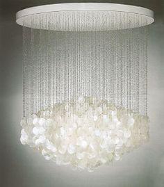 Panton Fun 7 DM shell lamp 1964