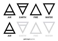 glifos triangulo - Pesquisa Google                                                                                                                                                                                 Mais