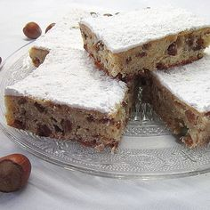 Stollenkuchen vom Blech mit Marzipan Stollen cake from sheet with marzipan by trekneb Berry Smoothie Recipe, Easy Smoothie Recipes, Easy Smoothies, Snack Recipes, Easy Recipes, Stollen Cake, Homemade Frappuccino, Pumpkin Spice Cupcakes, Fall Desserts