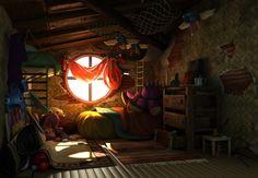 taylor fydbac room scene