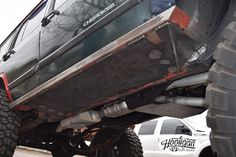 XJ Boatside DIY KIT – Hooligan Off Road