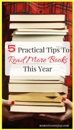 Do you wish you had time to read more books? These 5 tips will show you how to find time to read, so you can finally make reading a priority in your life!