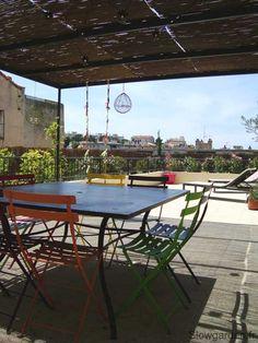 Une terrasse girlie « Slowgarden / Design Terrasses et Jardins
