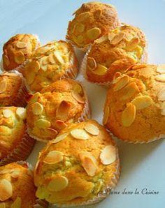 Une Plume dans la Cuisine: Muffins aux pommes et à la cannelle
