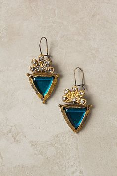 Azure Point Drops by Gypsy #anthropologie