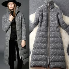 Find More Down & Parkas Information about 2015 Latest Fashion women coat Winter 90% Duck Down Jacket Women Frayed X Long Coat Full Sleeve Women's Down Jacket 2 Colors,High Quality jacket women,China jacket running Suppliers, Cheap jacket red from Olivia Trading Co., Ltd. on Aliexpress.com Winter Coats Women, Coats For Women, Jackets For Women, Winter Jackets, Latest Fashion For Women, Fashion Women, Duck Down Jacket, Down Parka, 2 Colours