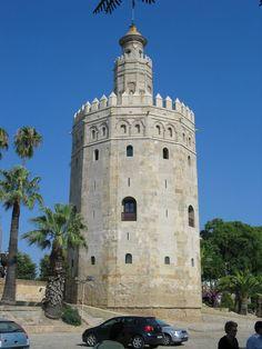 España-Andalucia-Sevilla-La Torre del Oro