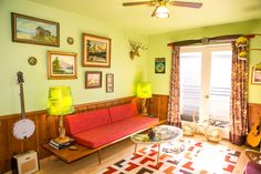 James & Carly's Colorful West LA Home