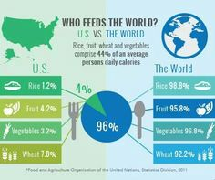 Who feeds the world?