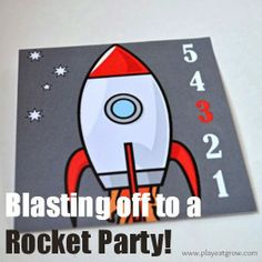 Play Eat Grow: Rocket Party