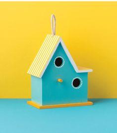 Cabana Birdhouse