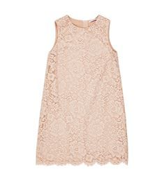 View the Sleeveless Lace Party Dress