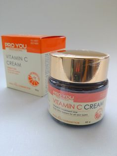 [PROYOU] Vitamin C Cream Maintains facial Oil / Moisture Balance Skin Healthy  #PROYOU