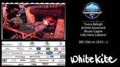 Issue #1 of the European Snowkite Contest in ROCCARASO, Abruzzo mountains, Italy.
