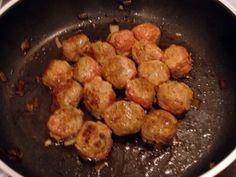 Dukan-Attack  Meatballs