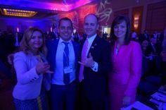 Con uno Fondatori Kyani - Kirk Hansen e sua moglie Rebeca!