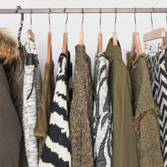 Costes Fashion, Autumn Winter Collection, Army Green