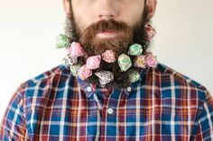 Playful beards 1