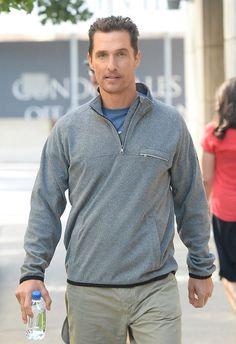 Matthew McConaughey - Around Town At The 2013 Toronto International Film Festival