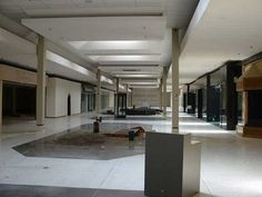 Abandoned Mall - With online shopping all malls may look like this www.lalolionlineshopping.com