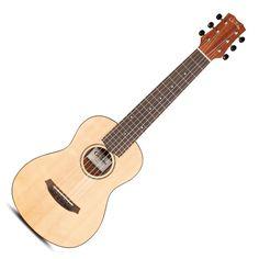 Cordoba Mini Mahogany Nylon String Travel Acoustic Mini Series Guitar