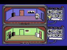 C64 Longplay - Spy Vs Spy