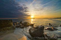Back River - Sunset