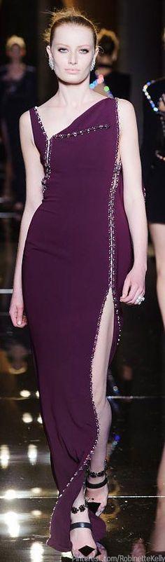 Versace Atelier Haute Couture   F/W 2013