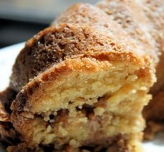 "Sour Cream Coffee Cake: ""This was a wonderful cake. The flavor was wonderful, and the texture was light and airy."" -Starrynews"