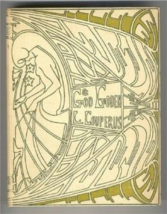 Cover for 'God en Goden' by Louis Couperus by  Jan Toorop