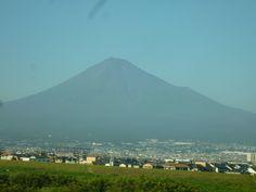 """""""Tokaido-Shinkansen"""" (Treno), Nagoya(Aichi)→Tokyo, Japan (Ottobre)"""
