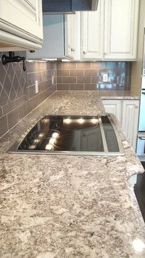 bianco antico granite traditional kitchen...again very different