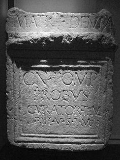 Πελασγική Μητέρα των Θεών ή Κυβέλη ή Γαία ή Ρέα Toulouse - Musée Saint-Raymond - inv 31001 - 20101022 - Cybele -