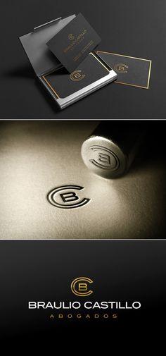 Braulio Castillo Abogados: Diseño de logotipo para un despacho…
