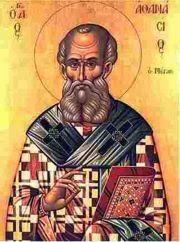 Ángeles y Santos: San Atanasio, obispo y doctor de la Iglesia