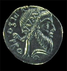 Numa Pompilius (I assume). Numa, the second King, and set down in the legends as the immediate successor of Romulus by election, was of Sabine race, and was the first and original legislator of Rome.