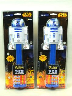 "Star Wars R2D2 Droid Giant Pez, 13"", Collectors Edition"