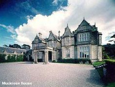 Ireland: Muckross House & Gardens along the Ring of Kerry