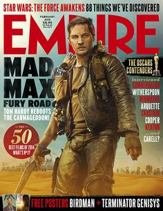 Empire February 2015 - Mad Max: Fury Road