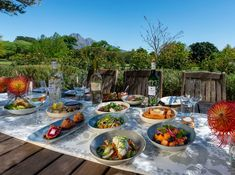 This summer, the lush Anthonij Rupert Estate in Franschhoek is offering an Italian-themed menu, paired with wine, at its Terra del Capo Tasting Room. Tasting Room, Wine Tasting, Black Angus Beef, Charcuterie Platter, Italian Cheese, Spring Salad, Italian Style, Seafood
