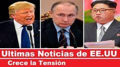 ¡Ultima Hora! Noticias de EE.UU, Rusia, China y Corea ¡Hoy!.
