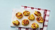Diese herzhaften Muffins aus der Low Carb-Küche sind auch bei Kindern sehr beliebt
