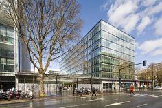 Avenue Leclerc Office Building,© Sergio Grazia